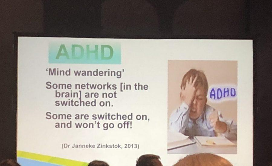 ADHD Mind Wandering Slide