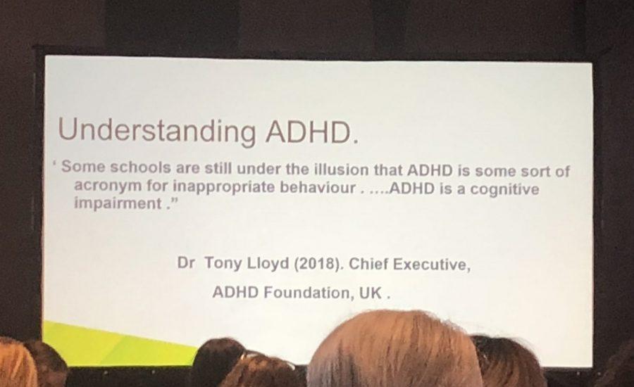 Understanding ADHD Quote