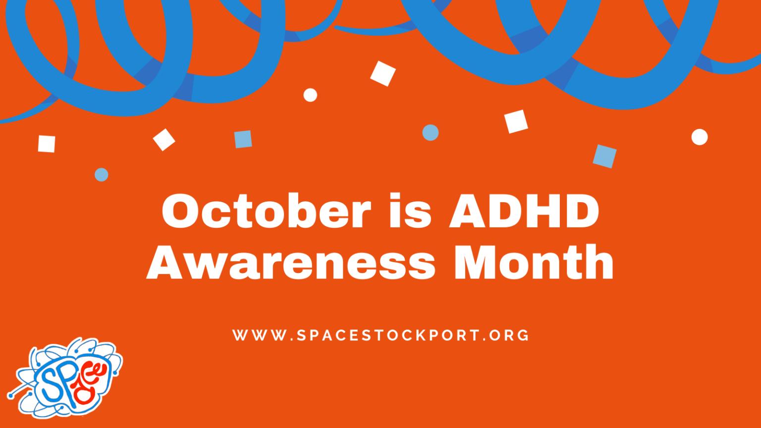 ADHD Awareness Month 2020